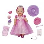 Купить 991332 Кукла интерактивная Принцесса Беби Бон Baby Born