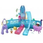 """Купить 990331 Игровой набор """"Принцесса Русалочка: Волшебный корабль Ариэль"""" Disney Mattel"""