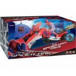 99775V Радиоуправляемая игрушка Человек-паук на мотоцикле