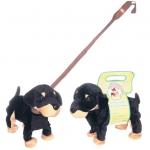 Купить 995238PD Пушистые друзья. Танцующая мягкая собачка на поводке ВВ-Тойз
