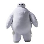 Купить 991340 Мягкая игрушка со звуком Плюшевый Бэймакс 25 см Город героев Bandai