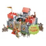 """Купить 99030 Рыцарский деревянный замок """"Камелот"""" Le Toy Van"""