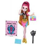 *BJM41 Кукла Джиджи Грант Скарместр Школа Монстров Monster High