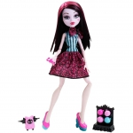 Купить *CKD68 Кукла Дракулаура *Карнавал* Монстер Хай Mattel