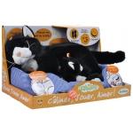 "99202R-BWC Мягкая интерактивная игрушка ""Кошка с котенком"" Тeeboo"