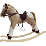99533 Большая качалка -  лошадка со звуком и с движением