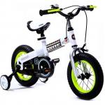 990699 Детский велосипед Steel Buttons 16 Royal Baby