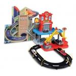 9918-30043 Игровой набор Пожарная станция с 2-мя металл. машинами 1:43 Bburago