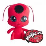 Купить 39831 Мягкая игрушка Тикки питомец Леди Баг 15 см Miraculous Ladybug Bandai