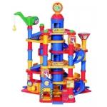 Купить 99027 Игровой набор Парковка 7 уровней с автомобилями 95 см Полесье