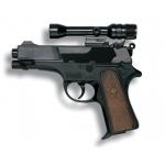 219 Пистолет игрушечный Leopardmatic Edison