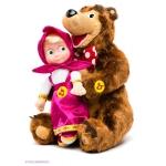 """Купить 99777 Набор игрушек """"Маша и Медведь"""" Мульти-пульти"""
