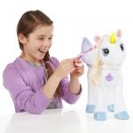 990450 Интерактивная игрушка Единорог Старлили FurReal Friends Hasbro