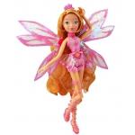 991108 Кукла Kira Winx Флора (наряд от Киры Пластининой) Winx Club