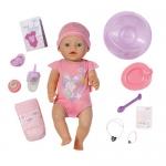 Купить 991330 Кукла интерактивная с аксессуарами Беби Бон Baby Born