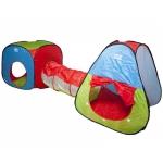 Купить 990511 Домик-палатка с туннелем Jian Hong
