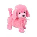 Купить 99385 Розовый пудель интерактивный Agatka