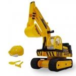 Купить 997774 Каталка Экскаватор Yellow Smart Trike