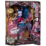 "BJR43 Кукла Авеа Троттер ""Слияние монстров"" Monster High Freaky Fusion"