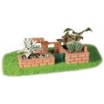 TEI9010 Строительный набор из кирпичиков Сад Teifoc