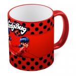 Купить 39720 Кружка с 3D принтом Леди Баг и Супер Кот Miraculous Ladybug