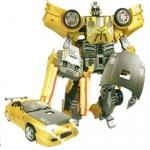 Купить 50070 Игрушка Робот-трансформер Машина Toyota Supra 28 см Happy Well