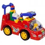 Купить 993216 Каталка музыкальная и конструктор Travel Smart Trike