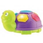 Купить 23551 Музыкальная черепаха 18 мелодий Red Box