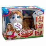 992050 Интерактивная Кошка Черри Giochi Preziosi