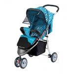 Купить 99741 Прогулочная коляска Everflo Е-920 Blue Green Red