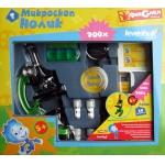 """99573 Микроскоп детский с набором микропрепаратов """"Фиксики Нолик"""" Levenhuk"""