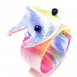 *SZH013 Браслет с игрушкой Рыбка 20 см Абвгдейка