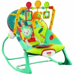 99575 Кресло-качалка Сафари Fisher Price (Фишер Прайс)
