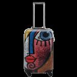 Купить 99208-22 Дорожный чемодан на колесиках Heys Ceron Blue Gold 22''