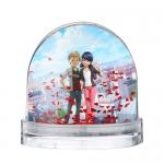 Купить 39703 Водяной шар «Леди баг и супер Кот»