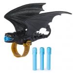 Купить 990036 Игрушка Беззубик Ночная фурия Гранатомет Как приручить дракона Spin Master