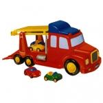 Купить 68800 Игрушка Грузовик-автоперевозка Chicco