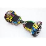 990011 Гироскутер Smart Balance Граффити Мини Сигвей Mini Segway 2016