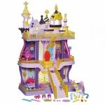 """Купить 991373 Игровой набор """"Замок Кантерлот"""" трехэтажный 75 см My little Pony Hasbro"""
