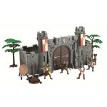 """*W4986D Набор """"Рыцарский замок"""" с рыцарями и аксессуарами"""