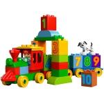 Купить 99017 Конструктор Считай и играй 10558 Лего Дупло Lego