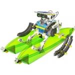 990021 Интерактивная игрушка Робот 14 в 1 конструктор Cute Sunlight