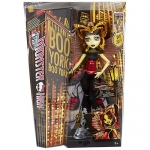 "991400 Кукла Монстер Хай Луна Мотьюз ""Boo York"" Monster High Mattel"