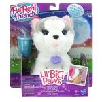 99085 Интерактивная игрушка Щенок Хаски Забавные Зверята Furreal Friends Hasbro