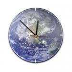 Купить X99014V Настенные часы с текстурой Земля