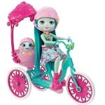"""Купить FCC65 Игровой набор """"Прогулка на велосипеде"""" Тайли Enchantimals Mattel"""