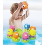 99756 Игрушка для ванной Осьминожки Tomy