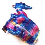 *SZH012 Браслет с игрушкой Морской Конек 20 см Абвгдейка