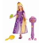 Купить 991130 Набор Рапунцель с волшебными волосами (меняет цвет) Принцессы Disney Mattel
