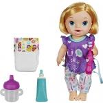 Купить 990040 Кукла интерактивная Малышка готовится ко сну 35 см Hasbro Baby Alive